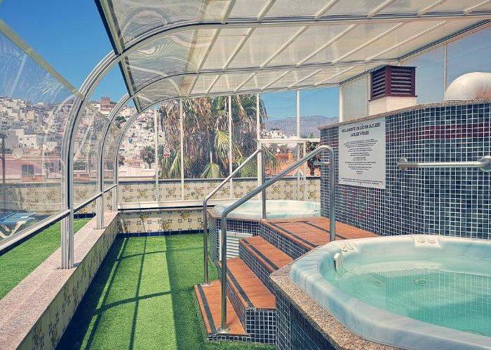 hotel avenida tropical salobreña costa tropical