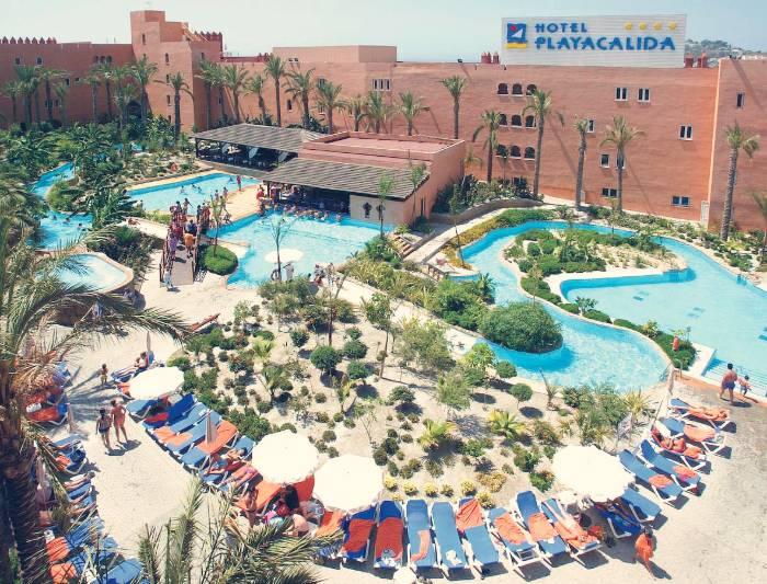 playacalida spa hotel almuñecar costa tropical